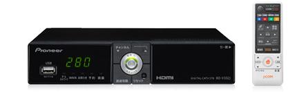 BD-V302J(Smart J:COM Box)