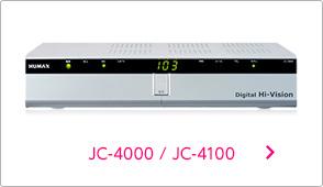 JC-4000 / JC-4100