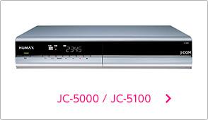 JC-5000 / JC-5100